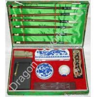 Buy cheap Chinese Art Supplies Large Size Chinese Calligraphy Set from wholesalers