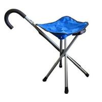 Buy cheap Lifestyles Folding Cane Seat Walking Stick Chair from wholesalers