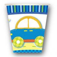 China TOY CAR - 8 PCS 10 OZ CUPS on sale