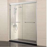 Buy cheap Shower Enclosures Bypass Shower Door Clear Glass Shower Screen from wholesalers