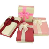 Buy cheap Big Bowknot Paper Gift Box from wholesalers