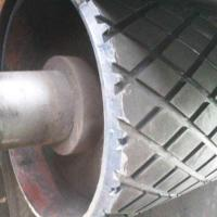 Wholesale 15 Mm Thickness Thermal Durable Long Life Diamond Pattern Conveyor Pulley Rubber Lagging Sheet from china suppliers