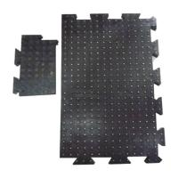 Wholesale Oilfield Drill Platform Oil Resistant Rotary Table Rubber Anti Slip Mat from china suppliers