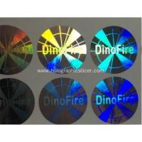 Buy cheap Security Tamper Evident Hologram Label Sticker from wholesalers