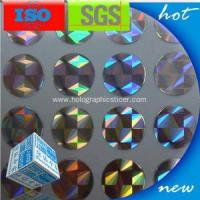 Buy cheap Anti-Counterfeit Holographic Sticker Label from wholesalers