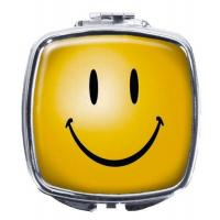 Smiley Face Compact Mirror Manufactures
