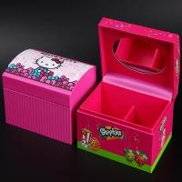 Buy cheap Jewelry Box Standing Mirror from wholesalers
