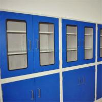 China Factory Price Laboratory Metal Laboratory Chemical Reagent Storage Cabinet on sale