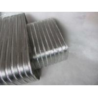 Buy cheap Ventilation Fire Resistant Air Conditioner Semi Rigid Flexible Air Duct product