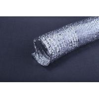 Buy cheap Non-insulation Expandable Double Layer Aluminum Foil Wire Flexible Air Duct product