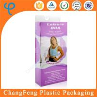 Buy cheap China Hot Sale Clear Plastic Display Box for Bra Packaging with Cheap Price from wholesalers