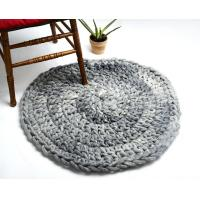 Buy cheap ASPEN Crochet Round Rug 32 (81 cm) from wholesalers