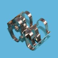 Buy cheap Low Liquid Holdup SS 304L 316L 50mm 70mm Metal Super Raschig Ring for Petrochemical Industry from wholesalers