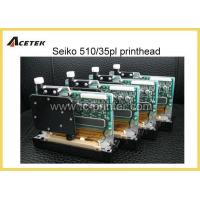 Buy cheap Printhead Made In Japan Seiko 510 SPT 35PL Printhead from wholesalers