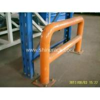 Buy cheap Accessories Related To Warehouse Racking Pallet Racking System Upright Frame Protector from wholesalers