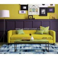 Buy cheap Microfiber machine made area carpet from wholesalers