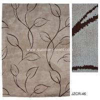 Buy cheap Microfiber Machine Made Carpet with Pattern from wholesalers
