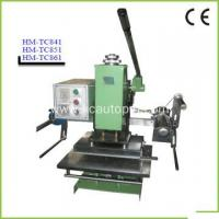 Buy cheap Manual Hot Stamping Machine HM-TC861 from wholesalers