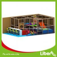 Buy cheap Early child indoor playground from wholesalers