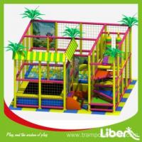 Buy cheap Child's indoor amusement playground from wholesalers