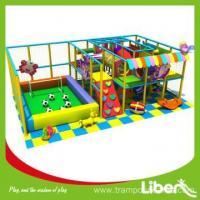 Buy cheap Indoor playground equipment for kids from wholesalers