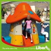 Buy cheap Toddler playhouse with slide for sale from wholesalers