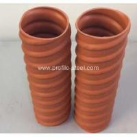 Wholesale Round Plastic Prestressed Corrugated Pipe from china suppliers