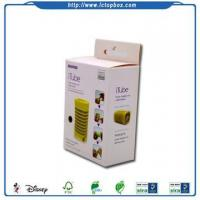 Wholesale Wholesale Electronic Accessory Packaging Paper Box from china suppliers