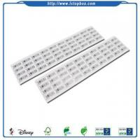 Buy cheap White Waterproof Barcode Sticker Printing from wholesalers