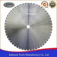 Buy cheap 900mm Laser Welded Diamond Blades for Cutting Hollow Core Concrete Beds from wholesalers