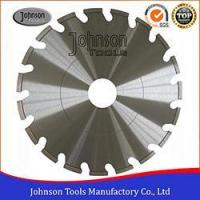 Buy cheap 14 Laser Welded Diamond Blade, Brick Blades for Dry Cutting Hard Fired Clay Bricks from wholesalers