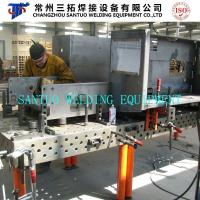 Wholesale Application Case Welding table for Cabinet Frame Welding With Fixtures and Jigs from china suppliers