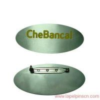 Wholesale Metal Name Badges For Work from china suppliers