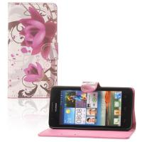 Buy cheap Huawei Accessories PU Leather Flip Case Cover Pouch for Huawei Ascend from wholesalers