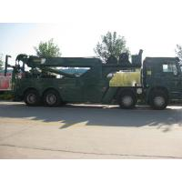 Buy cheap 50 ton Rotation Road Tow Truck from wholesalers