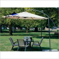 Buy cheap Cantilever Side Pole Umbrellas from wholesalers