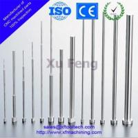 Mold component machining parts of Ejector pin for mold Manufactures