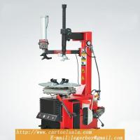 Buy cheap Tire Changer With CE Certification 10-24 Rim Diameter Automatic Lateral Swinging Arm from wholesalers