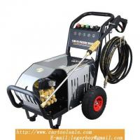 Buy cheap 5.5kw Automatic Ultra High Pressure Washer wash Car Sandblasting Import movement from wholesalers