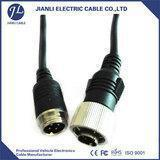 Buy cheap 4 pin security system Camera Extension Cable connected BNC connector from wholesalers