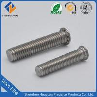 Buy cheap Stainless Steel and Carbon Steel Self Clinching Studs for Sheet Metal from wholesalers