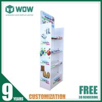 Buy cheap Made in China Cardboard Floor Display Stands for Funko POP Toys from wholesalers