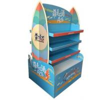 Wholesale Supermarket customized design 2sides display shelf from china suppliers