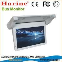 Buy cheap 19 Inch Monitor LCD Flip Down TV Mount for Cars Bus Flexible Screen from wholesalers