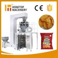 Buy cheap Small potato chips packing machine-New Condition-Honetop Machinery from wholesalers