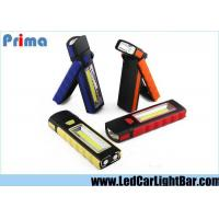 Buy cheap Dual Magnet Battery Operated Camping Lights 3W COB + A Led ABS Plastic from wholesalers