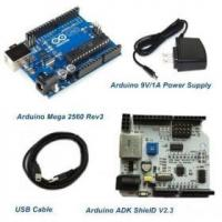Microcontrollers UNO Rev3 And ADK Shield For Android Kit