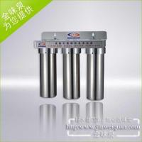Buy cheap Gold taste of spring stainless steel water purifier (three barrels of water purifiers) D300 product