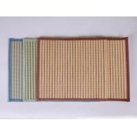 Wholesale Bamboo Mat Bamboo Placemat from china suppliers