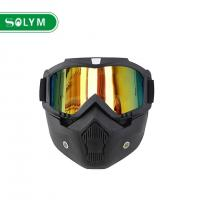 Flexible Cycling motorcycle Goggles Manufactures